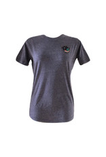 T-shirt ASC de la mission Expedition 58/59 David Saint-Jacques pour femme