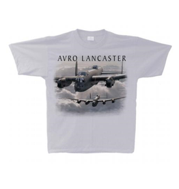 T-Shirt Lancaster Silver