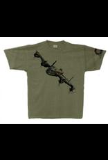 T-shirt Avro Lancaster