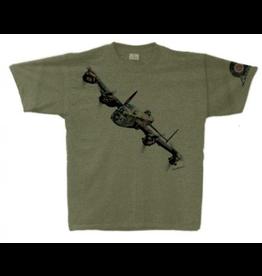 T-Shirt Green Lancaster