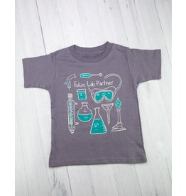 Future Lab Partner Toddler Tee Shirt