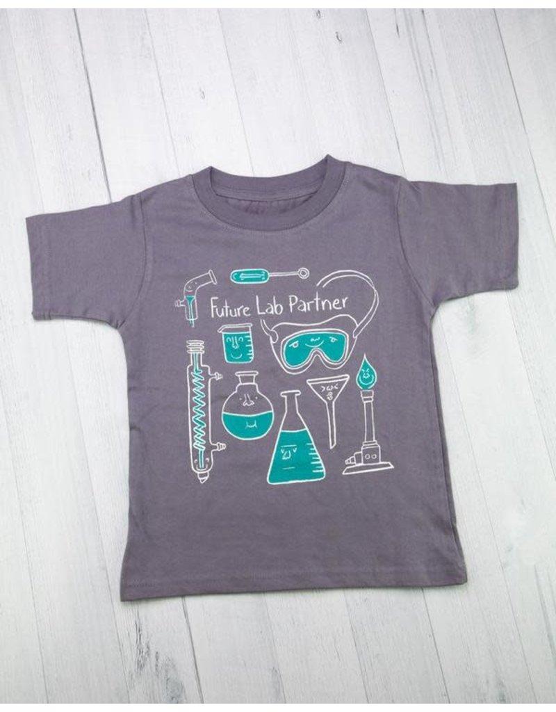 Future Lab Partner Toddler Tee Shirt