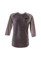 T-shirt ASC Baseball de la mission Expedition 58/59 David Saint-Jacques pour femme