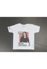 T-Shirt Melissa Sariffodeen de jeunes
