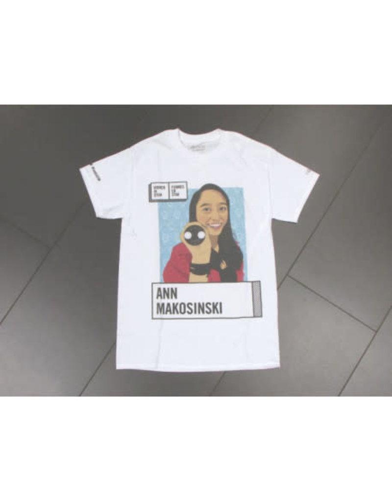 T-Shirt Ann Makosinski