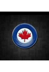 RCAF Modern Roundel Lapel Pin