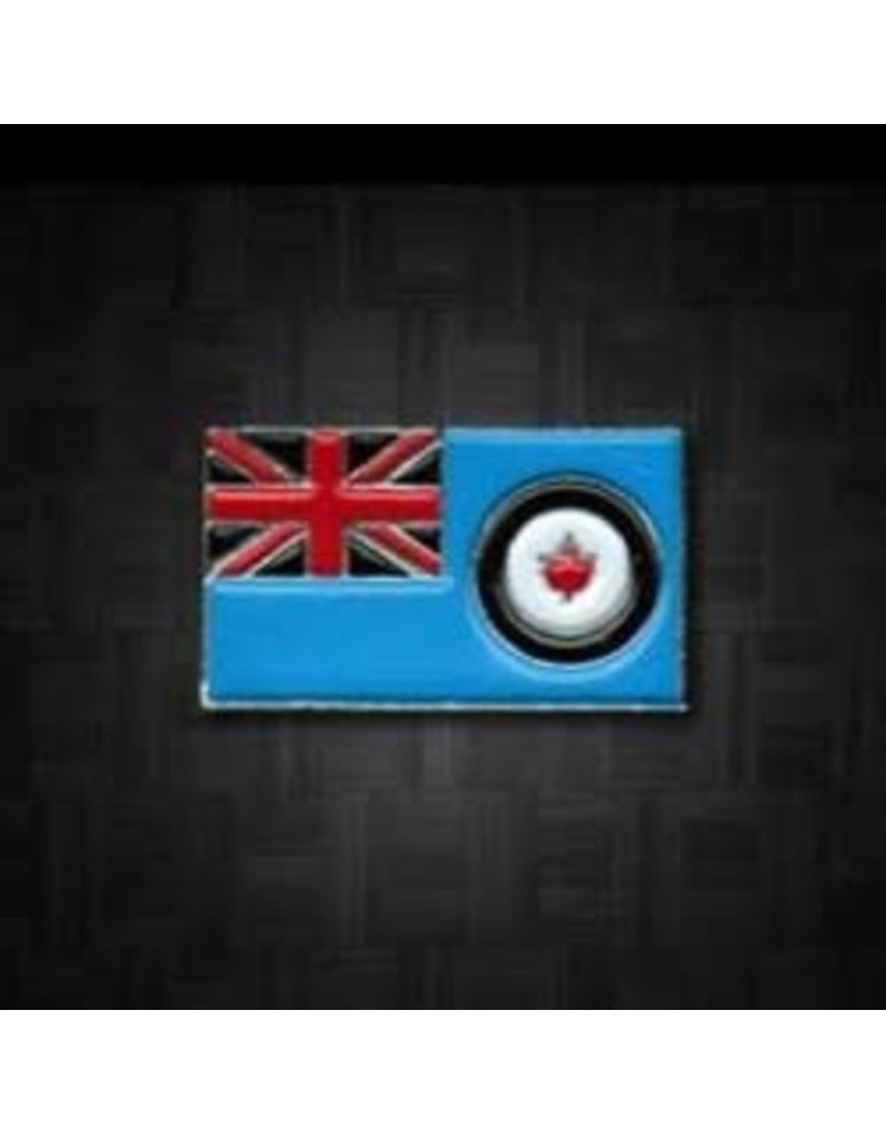 RCAF Ensign Flag Lapel Pin