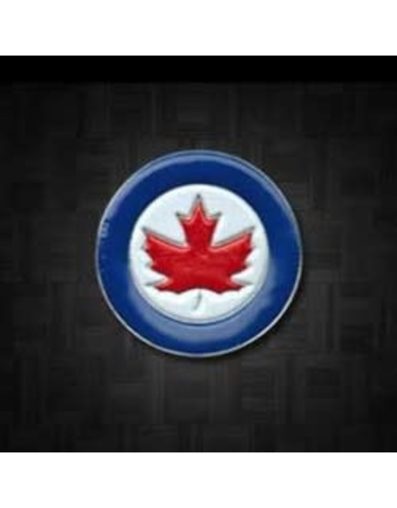RCAF Ensign Roundel Lapel Pin
