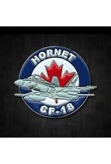 CF-18 Hornet Roundel Lapel Pin