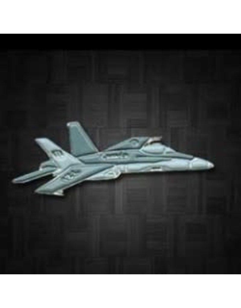 CF-18 Hornet Lapel Pin