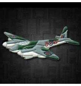 Épinglette du de Havilland Mosquito