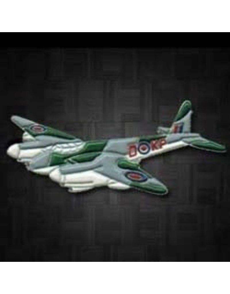 de Havilland Mosquito Lapel Pin