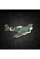 Hawker Typhoon Lapel Pin