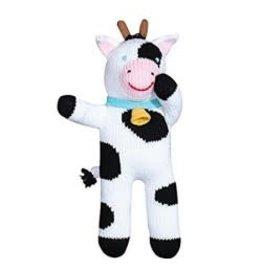 Plush Cow Rattle