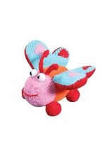 Plush Butterfly Rattle