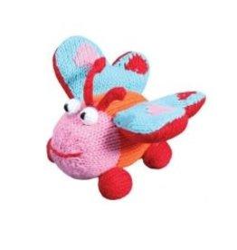 Hochet papillon