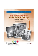The development of metallurgy in Canada since 1900
