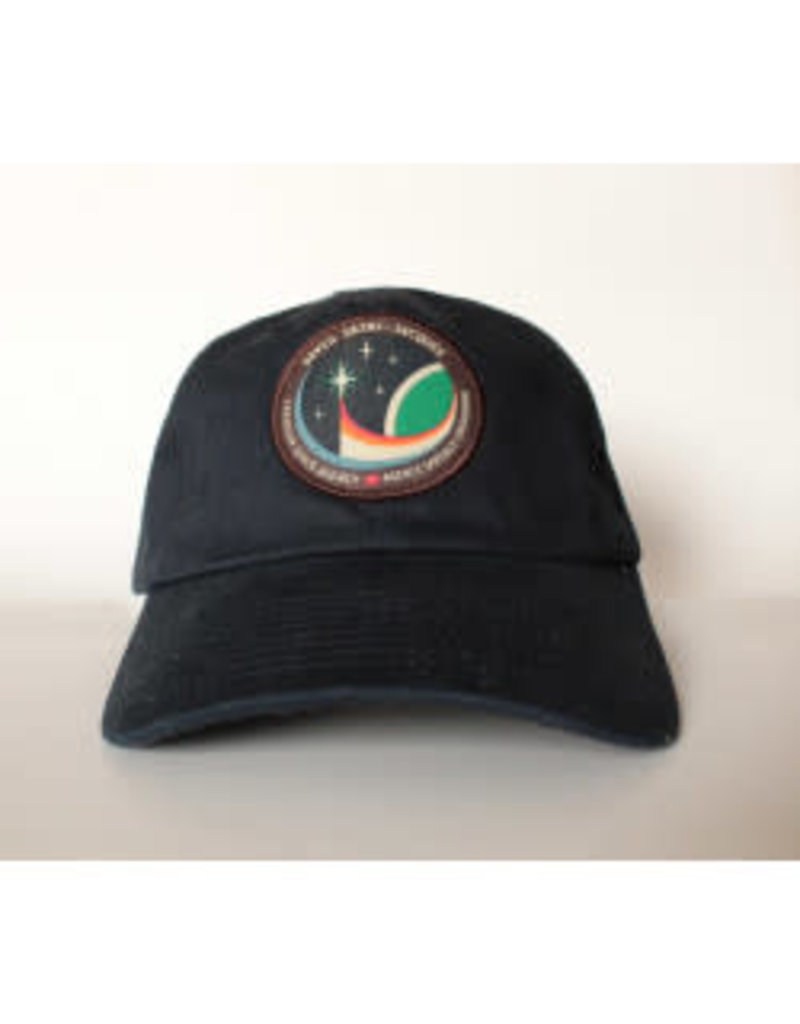 ASC Casquette Écusson brodé de la mission spatiale de David Saint-Jacques Expedition 58/59