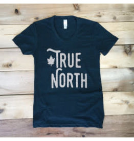 T Shirt True North - Ladies