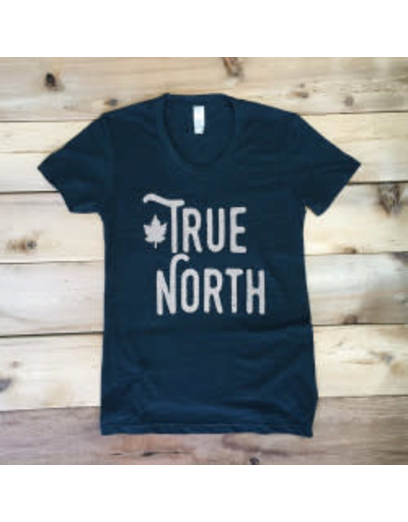 T Shirt True North - Ladies