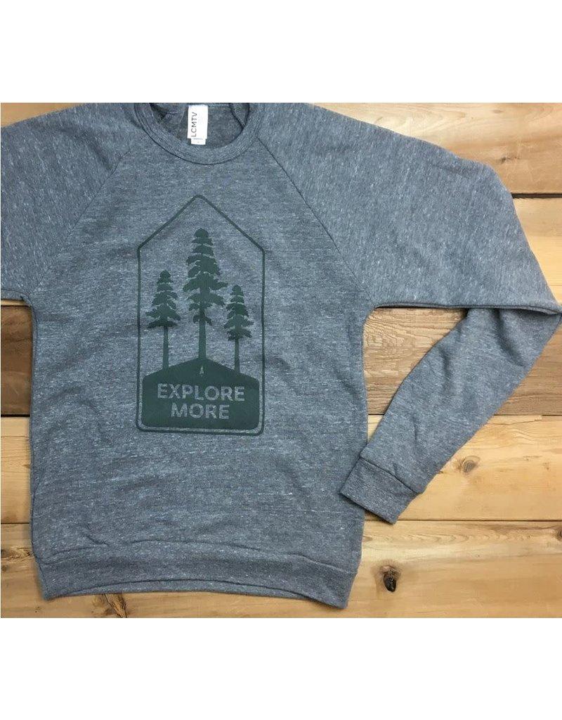 """T-shirt pour femmes """"Explore More"""""""