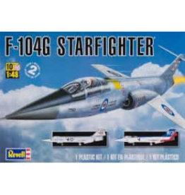 Kit F-104G STARFIGHTER--RCAF 1