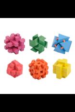 Puzzle Mini Wooden Rainbow