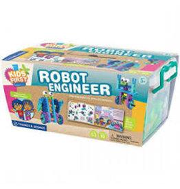 Ingénieur de robot Kids First