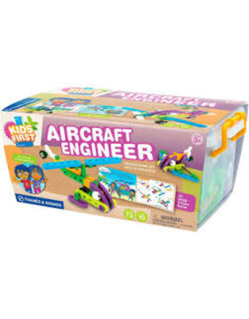 Technicien d'entretien d'aéronef Kids First