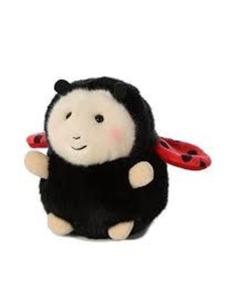 Rolly Pet Lively Ladybug