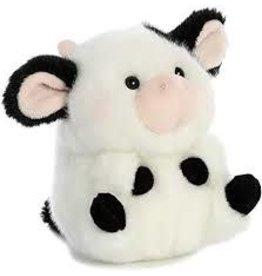 "Peluche ""Daisy Cow"""