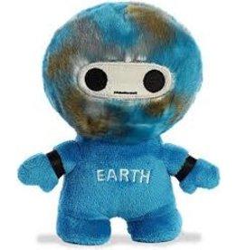 Galaxy Group plush Earth