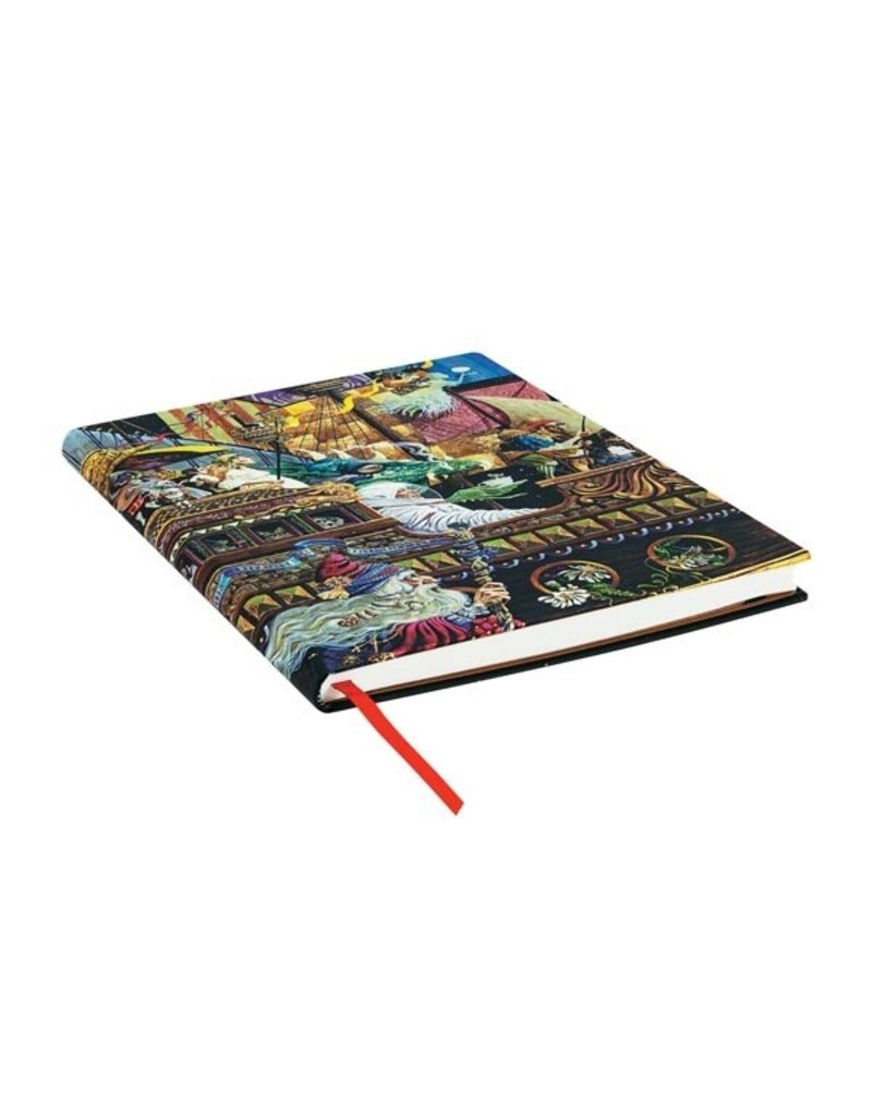 Lined Journal Madien Voyage