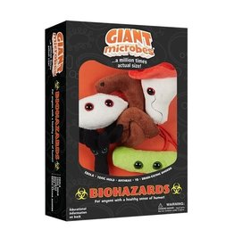 Plush Biohazards
