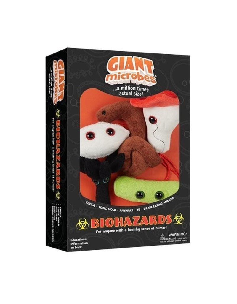 Peluches Biohazards