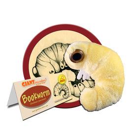 Plush Bookworm