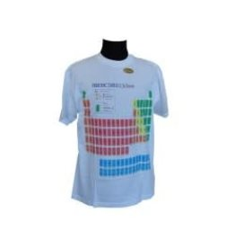 T-Shirt pour adulte 'Periodic Table of Elements'