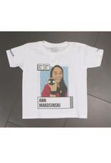 T-Shirt Ann Makosinski  de jeunes