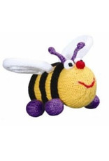 Plush Bee Rattle