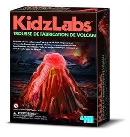 KidzLabs Trousse de fabrication de volcan
