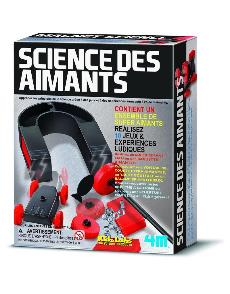 KidzLabs Science des aimants