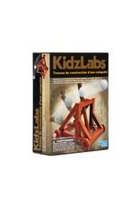 KidzLab Trousse de construction d'une catapulte