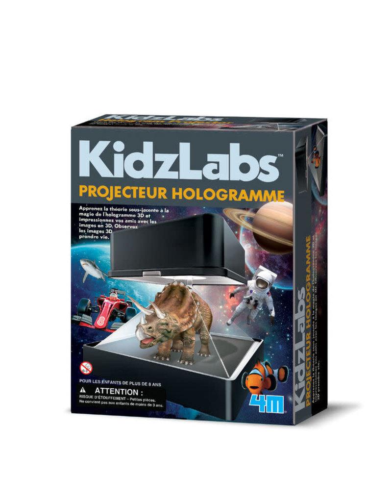KidzLabs Projecteur hologramme