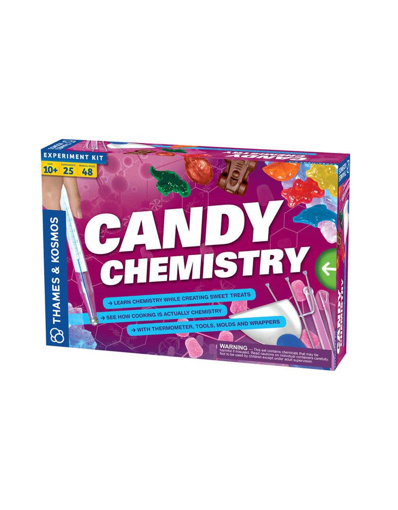 Kit de chimie des bonbons