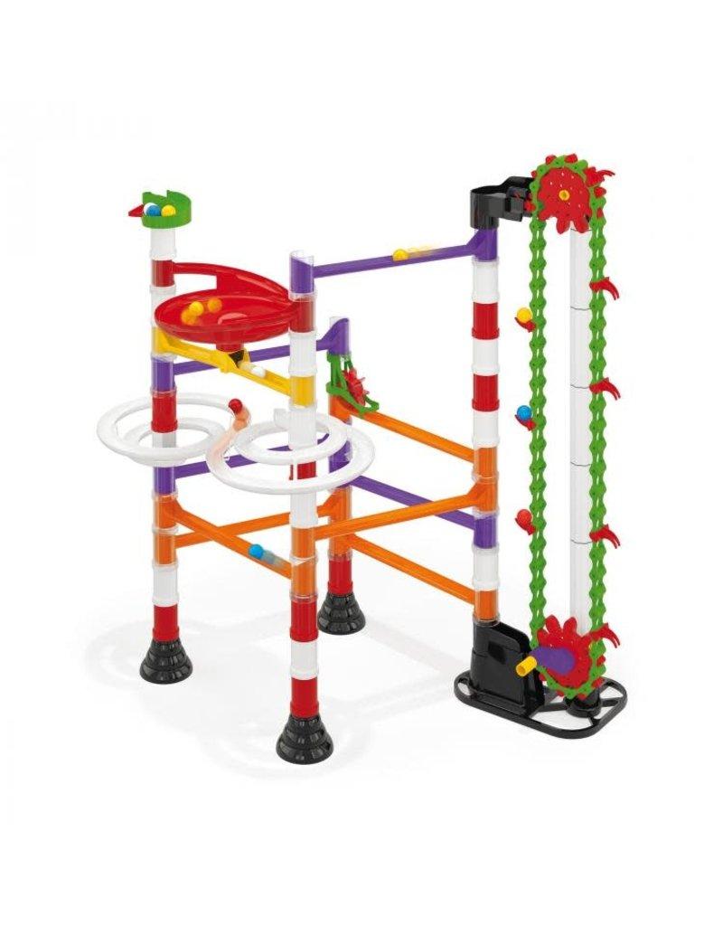 Circuit a billes motorises - 150 pièces