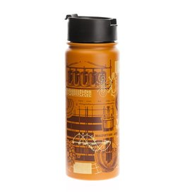 Physics: Electromagnetism Stainless Steel Vacuum Flask