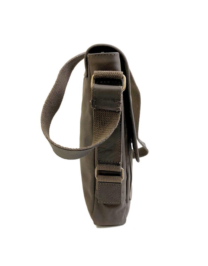 RCAF Leather Shoulder Bag