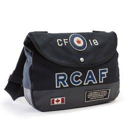 RCAF CF-18 Shoulder Bag - Navy