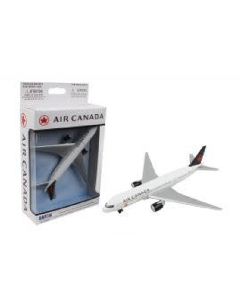 Air Canada die cast Plane