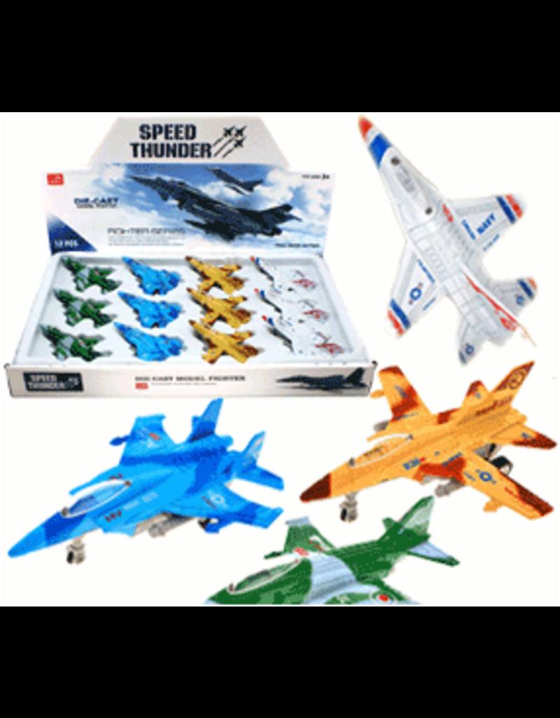 """5"""" Die Cast Speed Thunder Plane"""